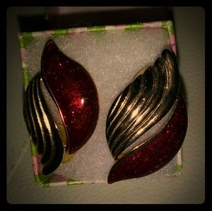 Awesome vintage earrings
